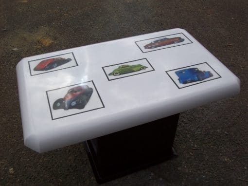 Hot Rod Coffee Table