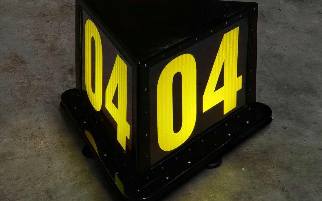 LED Fleet Signage and Custom Mining Parts